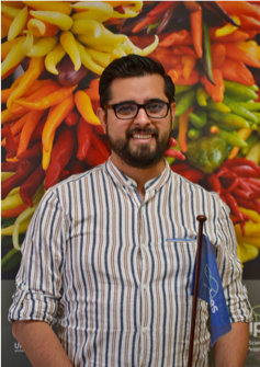 Mr. David González