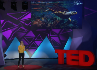 BBC science journalist Victoria Gill TED Talk